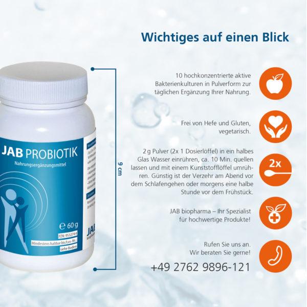 JAB Probiotik